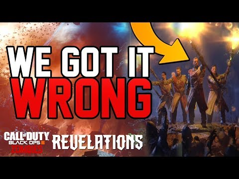 WE GOT IT ALL WRONG - REVELATIONS ENDING CUTSCENE RE-EXAMINED!