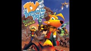 Ty the Tasmanian Tiger 3: Night of the Quinkan Longplay