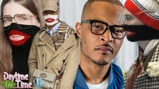 Rapper T.I. DRAGS Gucci and explains WHY he supported SUPER BOWL PARTIES & NOT the NFL (FULL Video)