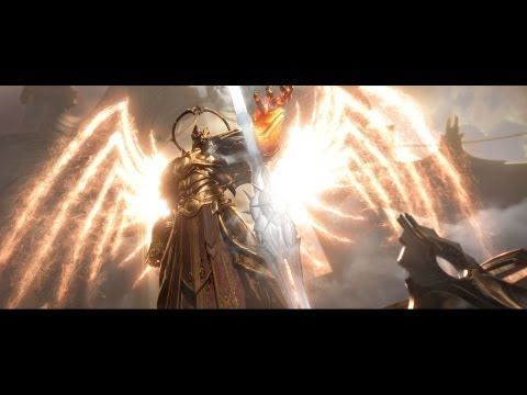 Diablo III TV Spot - It`s Not Safe