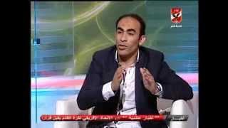 """سيد عبد الحفيظ""""انا بستمتع بـ عبد الله السعيد فى الملعب"""""""