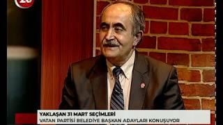 Seçime Doğru | Vatan Partisi Belediye Başkan Adayları