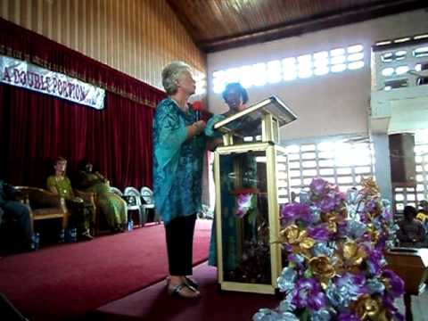 EMI at Pastor's Harry Church (AG North Kaneshie) Accra, Ghana  2