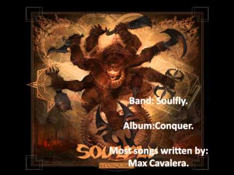 Soulfly - Enemy Ghost