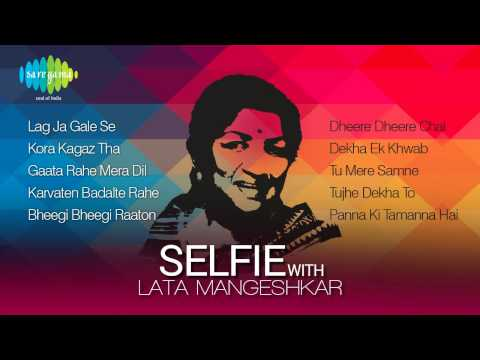 Best Of Lata Mangeshka Songs Jukebox   Lag Jaa Gale & More Hits   Superhit Hindi Songs Collection