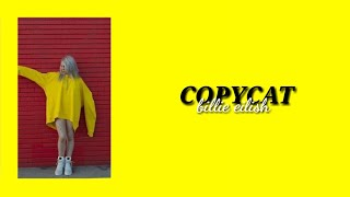 "Billie Eilish - ""COPYCAT"" (Traduction Française)"
