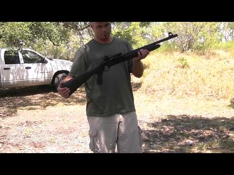 RAPTOR (ATAC) 12g SHOTGUN (tristar/karl) -lil review