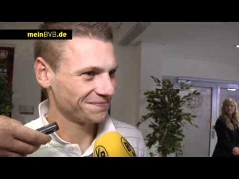Leverkusen - BVB: Interview mit Lukasz Piszczek
