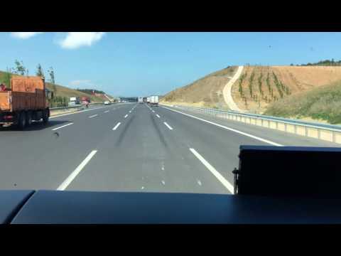 Kamil Koç Tourliner L ile Yavuz Sultan Selim Köprüsü 3. KÖPRÜ