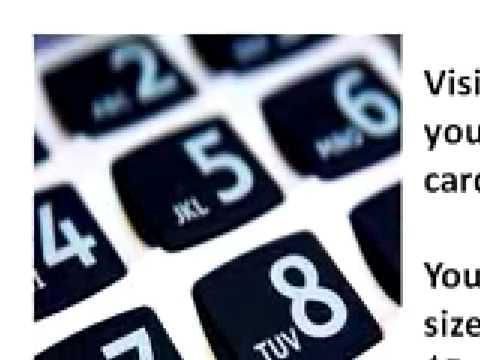 Free Phone Card - Free Prepaid Phone Card