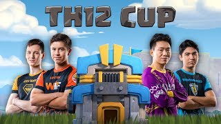 Town Hall 12 Cup Finals Livestream - Clash of Clans