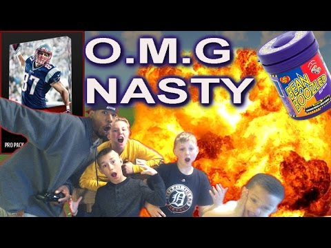 MUST WATCH BEAN BOOZLED CHALLENGE::MADDEN 17 ULTIMATE TEAM PACK OPENING
