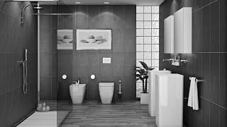 (2.10 MB) Grey Bathrooms Decorating Ideas Mp3