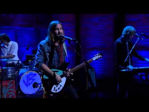Tame Impala - Let It Happen Live on Conan 04/15/15
