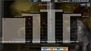 AoE Solo Random Cam Quýt vs BiBI Ngày 3-12-2017
