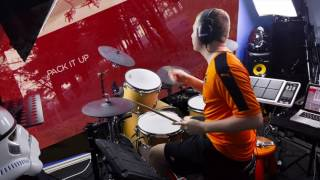 🎶 LINKIN PARK - Good Goodbye - Drum Cover (DrummerMattUK)