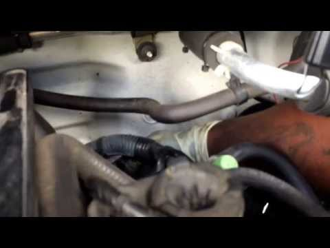 How to ::: Nissan Titan cam position sensor replacement