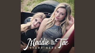 Maddie and Tae Waitin' On A Plane
