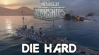 World of Warships - Die Hard
