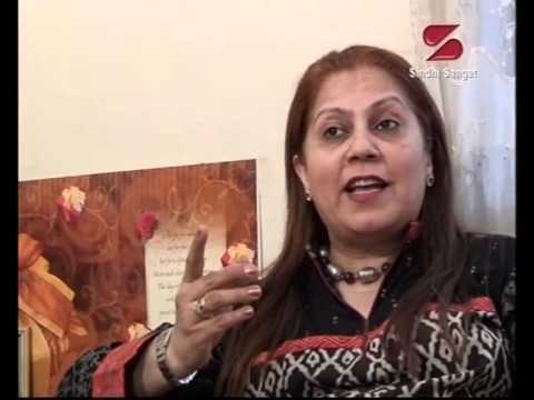 Master Chander Songs  Aarti RajMahesh Chander Interview By Sindhi...