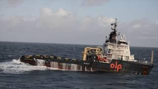 Big tugs in High sea
