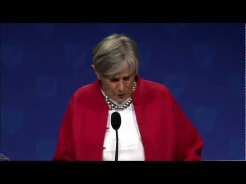 Diane Ravitch Defends Public Education
