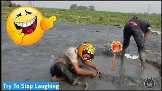 New funny video 2018😂😂must watch new comedy 2018- Episode 01 || The comedy Boys Ltd.||