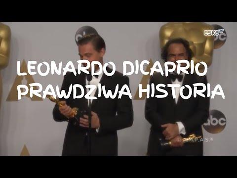 Krzywe Bajki: Prawdziwa Historia - Leonardo Dicaprio