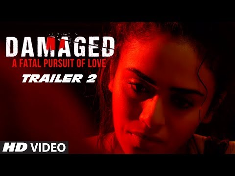 Damaged Trailer 2  | Hungama Play |  Stream It ►June 6