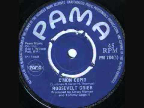 ROOSEVELT GRIER ~ C'MON CUPID