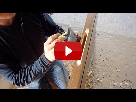 Установка дверного замка своими руками (фото) от А до Я