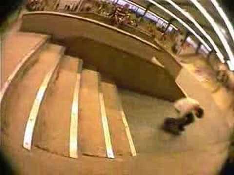 I-Punkt Skateland Raw Footage