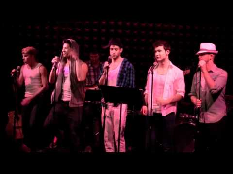 Constantine Rousouli, Corey Mach, Eric Krop, Marrick Smith, Jeff ODonnell - Boy Band Megamix