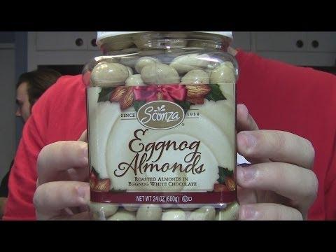 WE Shorts - Eggnog Almonds