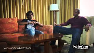 Lupe Fiasco Video - NiteCap 1/2: Lupe Fiasco: &quot;There's Wealth In Other Avenues&quot;