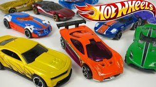 NEW 2016 HOT WHEELS MYSTERY MODELS TOY CARS SURPRISE BLIND BAGS CAMARO ZL1 HW PROTOTYPE