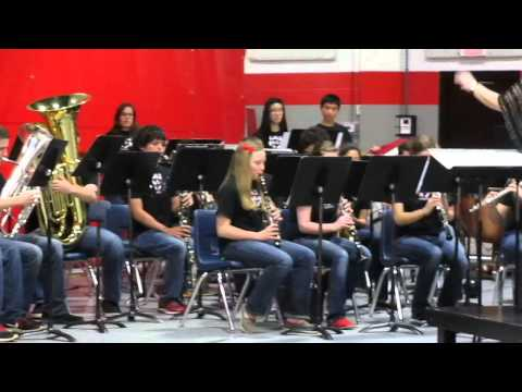 New Covenant Academy - Springfield MO High school band playing some good ole' songs