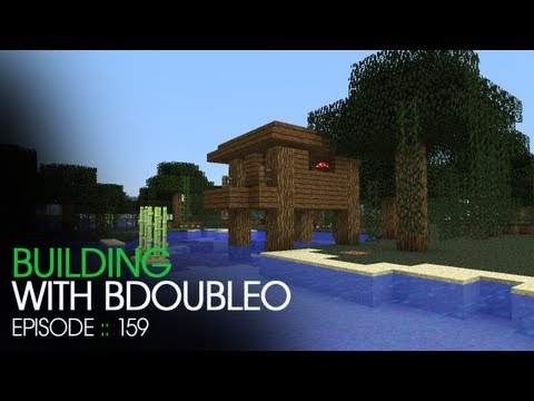 Minecraft Building with BdoubleO Episode 159 Fun Exploring