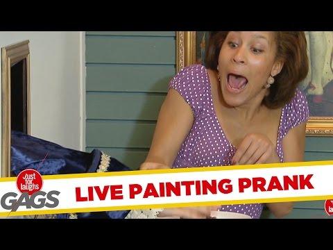 Live Painting - Élő festmény