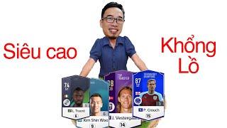 FIFA Online 4   Siêu to khổng lồ với team 1m97 Plus