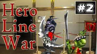 Warcraft 3 - Hero Line War #2