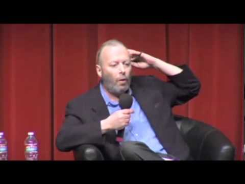Christopher Hitchens Drops the Hammer