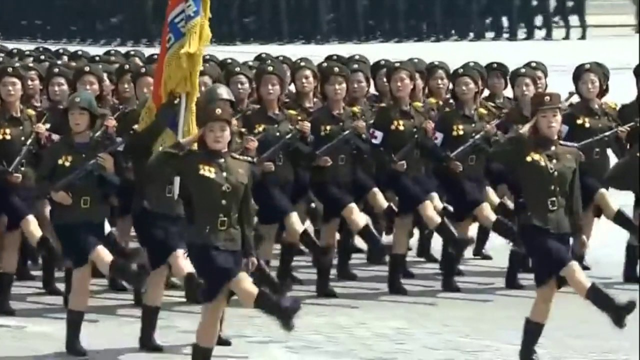 North Korean Disco Queens