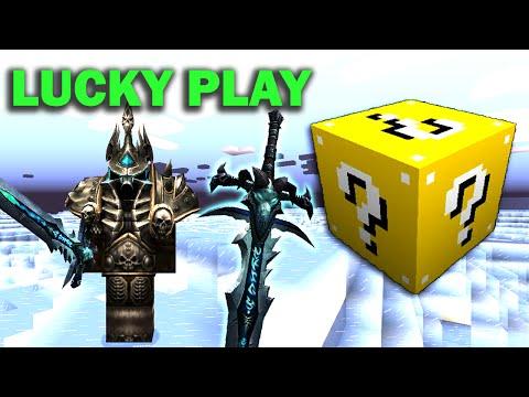 ч.07 Опасные битвы в Minecraft - Босс из World of Warcraft