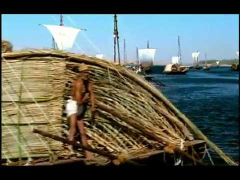 Pharaohs-The Great Pyramid of Egypt (How was it built?) - BBC 2 of 6  =2011