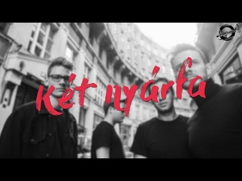 Kávészünet zenekar - Két nyárfa (lyrics videó)