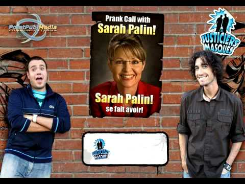 Sarah Palin Got Pranked