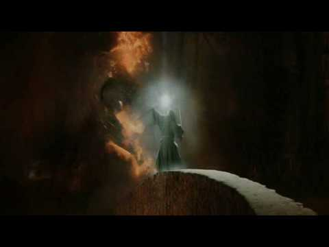 Lord of The Rings - Bridge of Khazad Dum