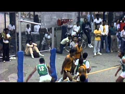 "The heart of The City Game is found on playgrounds all over New York, including the legendary Rucker Park in Harlem. ""The City Game� - 30 minute NBA TV Speci..."