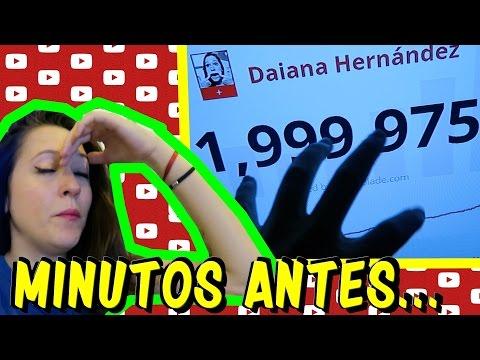 LOS 7 MINUTOS ANTES DE LLEGAR A 2 MILLONES